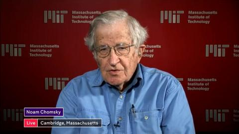 Noam Chomsky : Who Rules The World Now